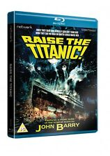 Raise the Titanic - Blu ray NEW & SEALED - Jason Robards