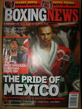 BOXING NEWS 5 JUNE 2009 INTERVIEW WITH JUAN MANUEL MARQUEZ