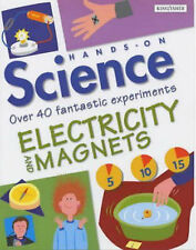 Electricity and Magnets (Hands on Science),GOOD Book