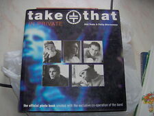 TAKE THAT IN PRIVATE OFFICIAL PHOTO BOOK A. KADIS P. OLLERENSHAW