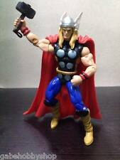 "MARVEL UNIVERSE THOR with Mjolnir 3.75"" Loose Toy Collectibles (GH)"
