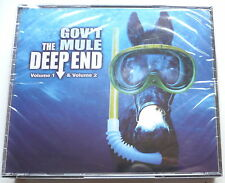 GOV'T MULE - The Deep End (Vol. 1+2, Hidden treasures) - UK-3-CD    NEW!