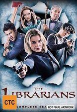 Librarians, The : Season 3 (DVD, 2017, 3-Disc Set) (Region 4) Aussie Release