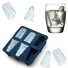 Doctor Who Silicone Ice Cube Tray Candy Chocolate Baking Molds Mould 0055