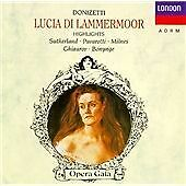 Donizetti: Lucia di Lammermoor (highlights), , Good