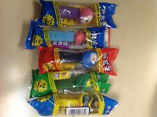 5 PEZ Bugz Dispensers bagged sealed