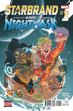 STARBRAND AND NIGHTMASK (2015) #1 2 3 4 VF/NM 4 ISSUE RUN
