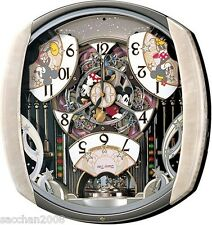 SEIKO Disney Time Automaton Clock FW563A Wall Clock Type from Japan
