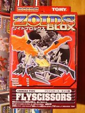 Zoids Blox Fly Scissors Mint in Box