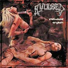 AVULSED - Stabwound Orgasm - CD ** Very Good condition **