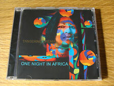CD Double: Tangerine Dream : One Night In Africa : Sealed