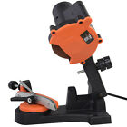 New Electric Chainsaw Chain Saw Sharpener Grinder 4200RPM Wall Mount Tool