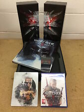 Witcher 3 (Collectors Box Edition + Soundtrack - PS4