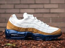 Nike Air Max 95 Premium Ale Marrón Talla 12 UK/47.5 EUR [538416-200]