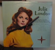 JULIE LONDON Album Cover Clock!-Great Gift!--Free shipping!!
