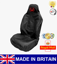 HONDA CAR SEAT COVER PROTECTOR SPORTS BUCKET HEAVY DUTY  - CIVIC TYPE R