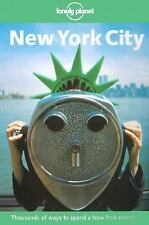 Lonely Planet New York City (2006, Paperback Revised)