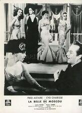 GEORGE TOBIAS SILK STOCKINGS 1957 VINTAGE LOBBY CARD ORIGINAL #2