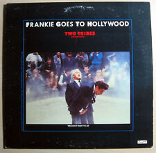 """Frankie Goes To Hollywood Two Tribes (Annihilation) 45 RPM 12"""" Vinyl US Listen !"""