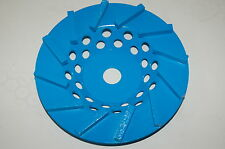 "NEW 7"" Grinding Disc for Concrete Masony Stone NEW Floor Grinder"