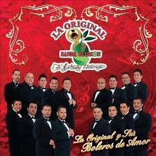La Original Y Sus Boleros De Amor 2013 by Original Banda El Limon Ex-library