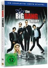 DVD - The Big Bang Theory Staffel 4 komplett