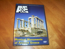 ANCIENT MYSTERIES MYSTICAL MONUMENTS OF GREECE GREEK TEMPLES A&E DOCUMENTARY DVD