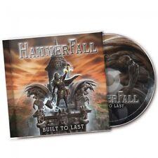 Hammerfall - Built To Last CD