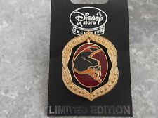DISNEY STORE UK EUROPE EXCLUSIVE PIN JAFAR SNAKE SPINNER ALADDIN