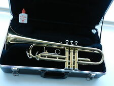 KING TEMPO 600 USA Student Trumpet - Nice Horn - Smooth Valves - Make An Offer
