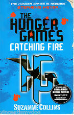 The Hunger Games - Catching Fire by Suzanne Collins (Paperback, 2009)