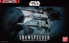 Snowspeeder STAR WARS MODEL scala 1/48 MODEL KIT BANDAI