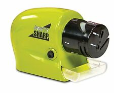 Swifty Sharp Tool & Knife Sharpener As Seen On Tv Cordless Knife Sharpener