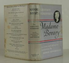GUSTAVE FLAUBERT Madame Bovary FIRST EDITION