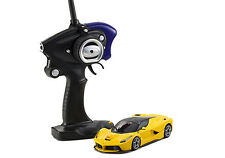 Kyosho MINI-Z MR-03S La Ferrari Yellow Car Ready Set 32212Y-B