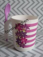 Tupperware  Mug Hang on Spoon 11 oz Lilac New!!!