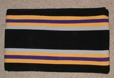 RETRO UNIVERSITY PREP STRIPED SCARF MOD BOATING