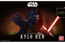 Star Wars Plastic Model Kit 1/12 KYLO REN Bandai Japan NEW **