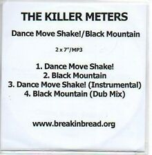 (747B) The Killer Meters, Dance Move Shake! - DJ CD
