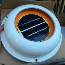 SOLARVENT solar ventilator for boats caravans greenhouses kitchens bathrooms