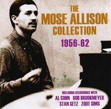 Collection 1956-62 - Mose Allison (2015, CD NIEUW)4 DISC SET