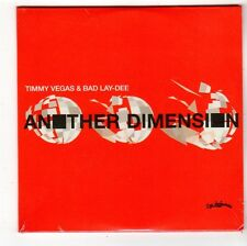(FS184) Timmy Vegas & Bad Lay-Dee, Another Dimension - 2009 sealed CD