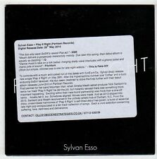 (EY993) Sylvan Esso, Play It Right - 2014 DJ CD
