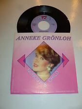 "ANNEKE GRONLOH - N Kind Zonder Thuis - Dutch 7"" Juke Box Vinyl Single"