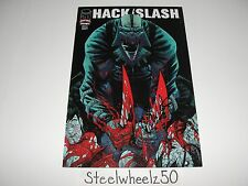 Hack Slash The Series #17 Comic Image 2012 Tim Seeley Daniel Leister Signed 17B