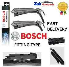 Fiat Grande Punto |2006-| All Models Bosch Aerotwin Front Wipers Flat Style Pair