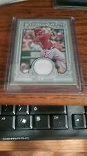 2013 Gypsy Queen Mike Morris Relic SP nats/sf