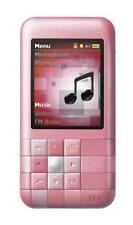 Creative Zen Mozaic 4GB Pink MP3 Player No FM No Built-in Speaker