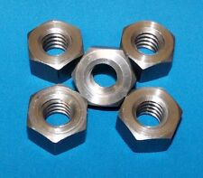 304014-nut 1/2-10 acme hex nut, steel 5 pack for right hand acme threaded rod