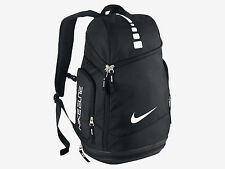 Nike Hoops Elite Max Air Team Basketball Backpack (BA4880-001) Black White